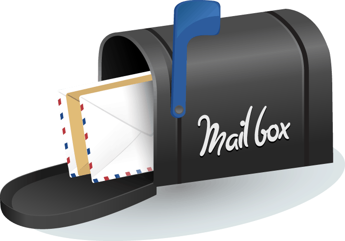 Lenders request certificate by mail