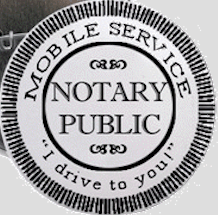 What does Mobile Notary Service mean?