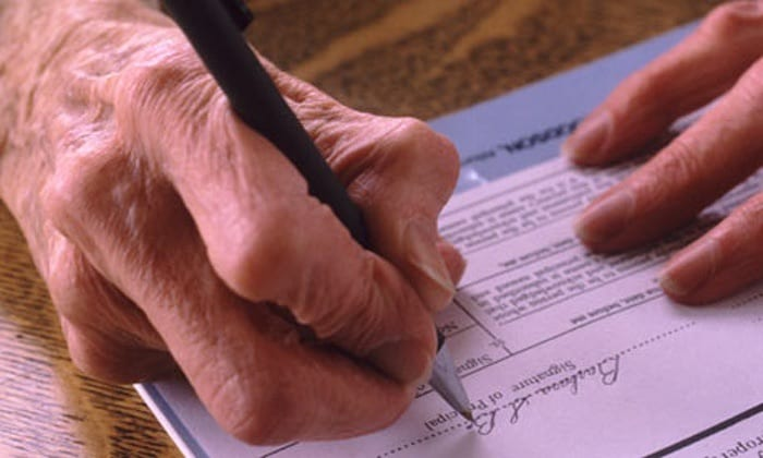 Notarize for the elderly and disabled: use a mobile Notary Public
